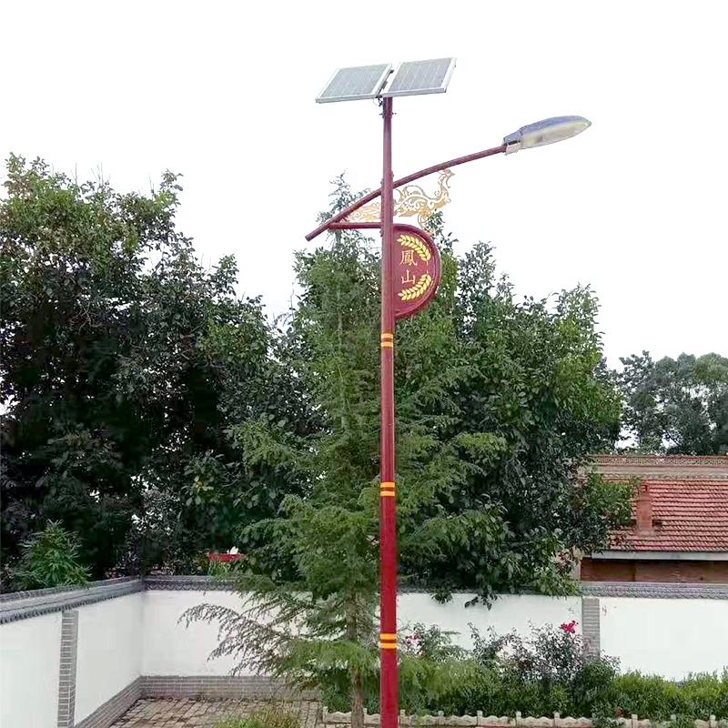 新农村太阳能景观照明灯